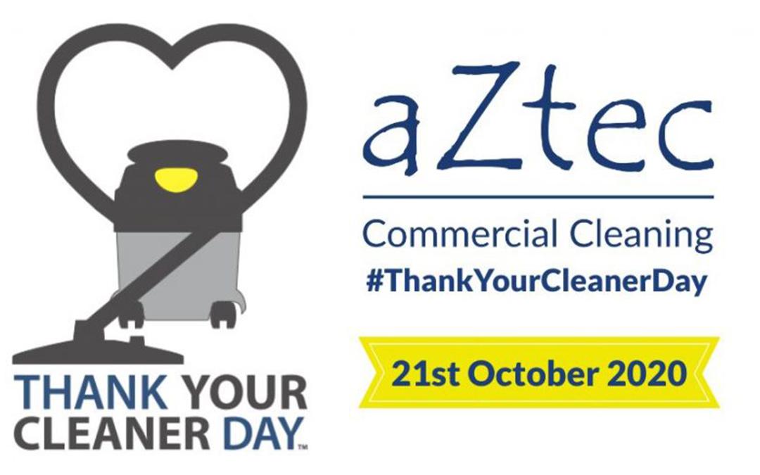 #ThankYourCleanerDay 21 October 2020