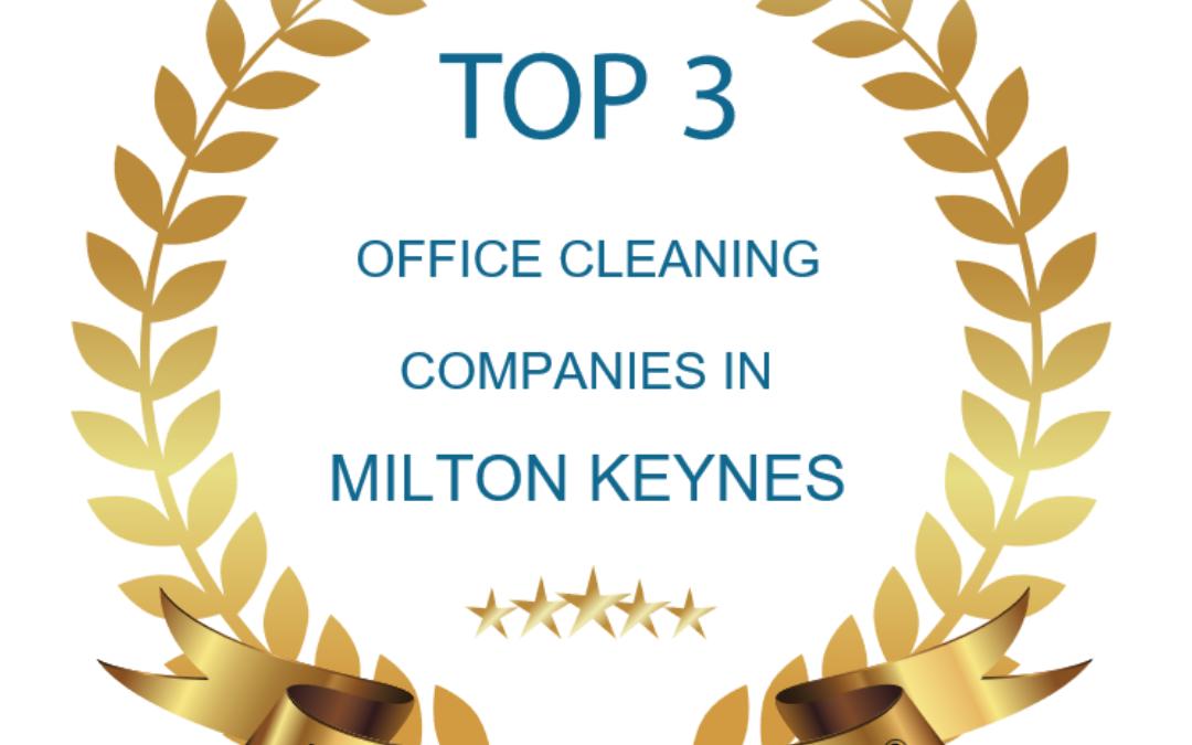 2020 three best office cleaning companies in milton keynes