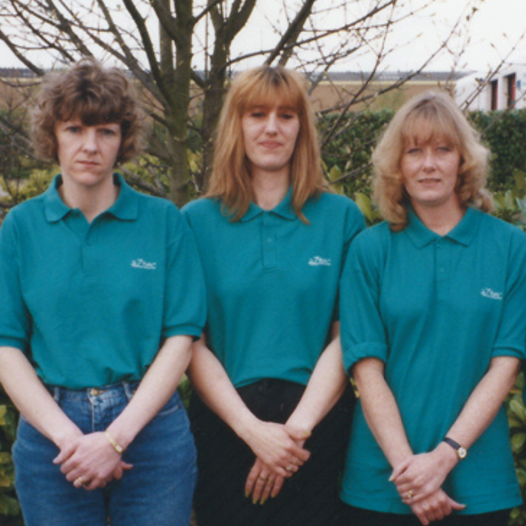 3 commercial cleaners from long ago
